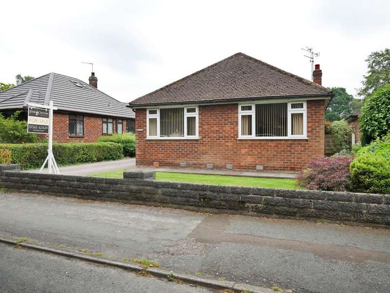 2 Bedrooms Detached Bungalow for sale in St. Johns Road, Knutsford