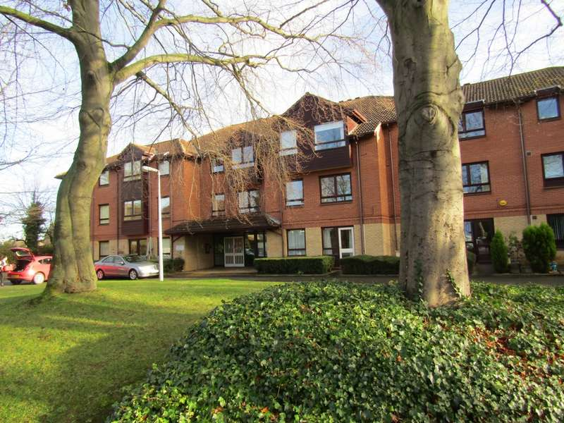 1 Bedroom Apartment Flat for sale in Heritage Court, Eastfield, PE1