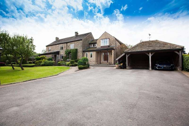 5 Bedrooms House for sale in Walton Back Lane, Walton, Chesterfield