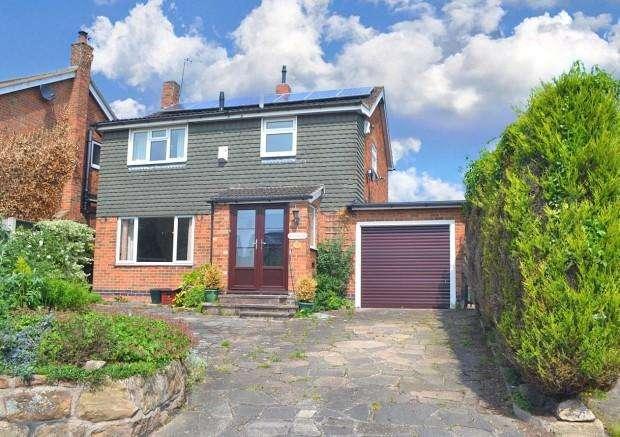 3 Bedrooms Detached House for sale in Morningside Woodshop Lane, Swarkestone, Derby, DE73