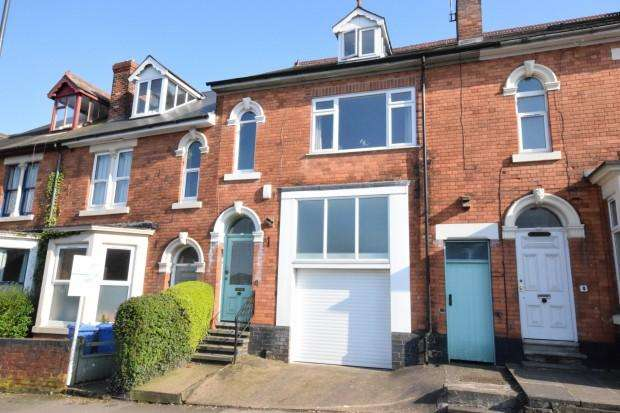 3 Bedrooms Town House for sale in Mill Hill Lane, Derby, Derby, DE23