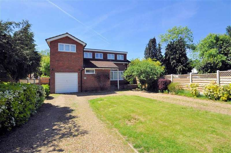 5 Bedrooms Detached House for sale in Bell Weir Close, Wraysbury, Berkshire