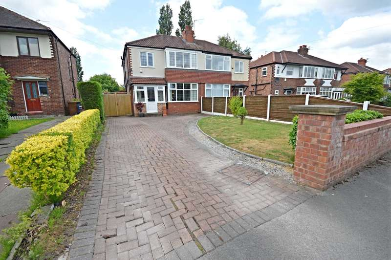 3 Bedrooms Semi Detached House for sale in The Circuit, Cheadle Hulme