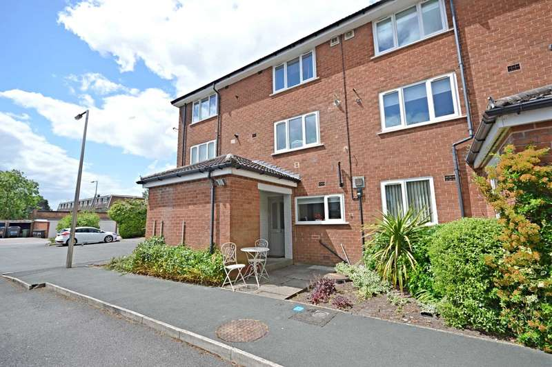 2 Bedrooms Apartment Flat for sale in Gillbent Road, Cheadle Hulme