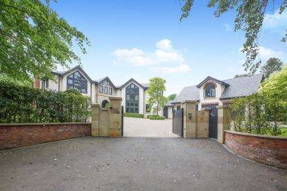 7 Bedrooms Detached House for sale in Chelford Road, Prestbury, Macclesfield, Cheshire