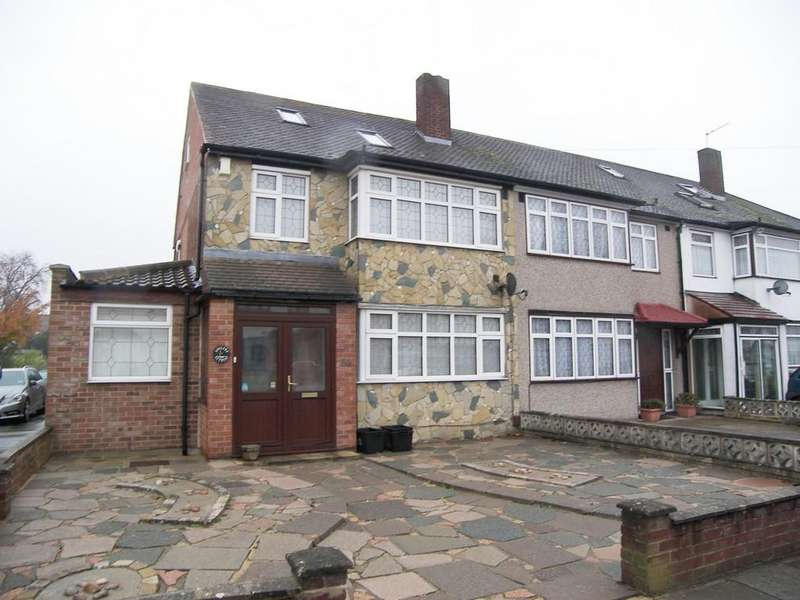 5 Bedrooms End Of Terrace House for sale in Middleton Gardens