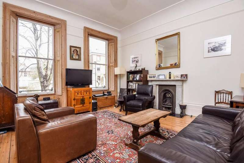 2 Bedrooms Flat for sale in Elms Road, Clapham