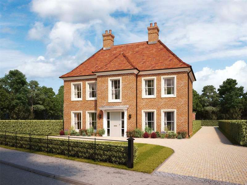 4 Bedrooms Detached House for sale in Combe House, Old Gardens, Park Road, Winchester, SO22