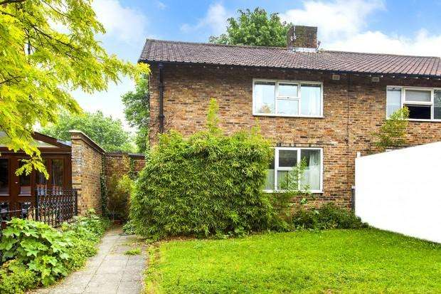 4 Bedrooms Semi Detached House for sale in Canonbury Park North, Canonbury, N1