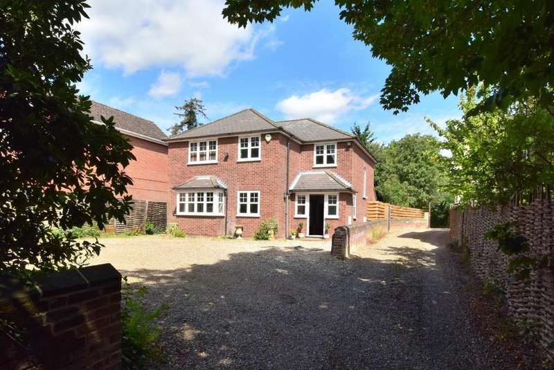 5 Bedrooms Detached House for sale in Lexden Road, Colchester, CO3 3PZ