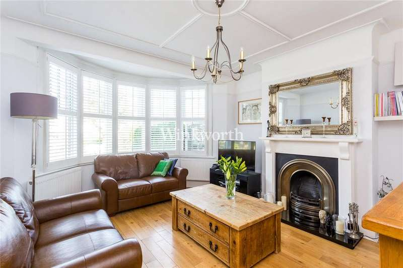 4 Bedrooms Terraced House for sale in Bourne Hill, London, N13
