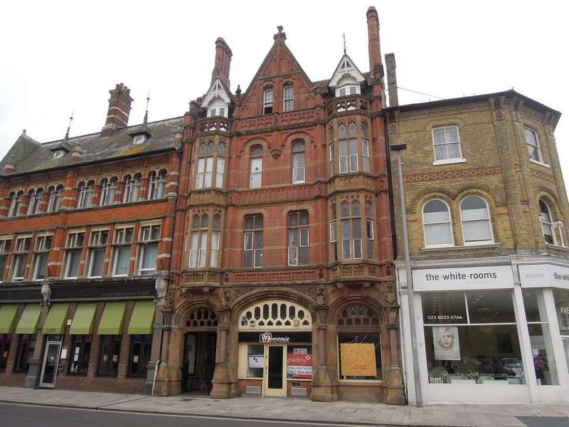 1 Bedroom Apartment Flat for sale in High Street, Southampton SO14