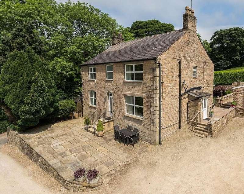 5 Bedrooms Detached House for sale in Mill Brow, Marple Bridge