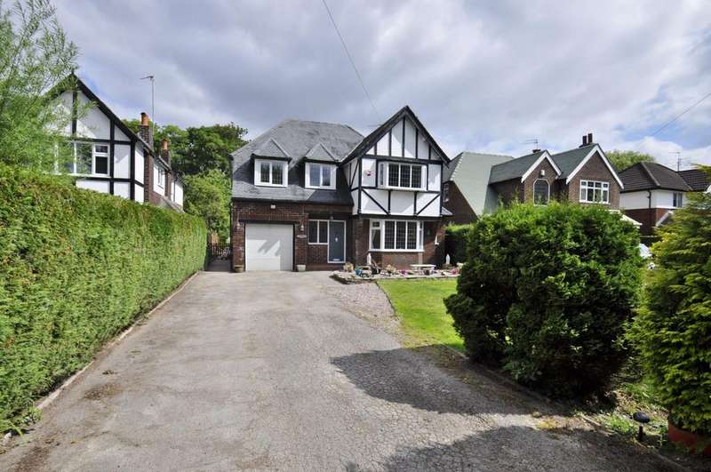 4 Bedrooms Detached House for sale in Grove Lane, Cheadle Hulme,