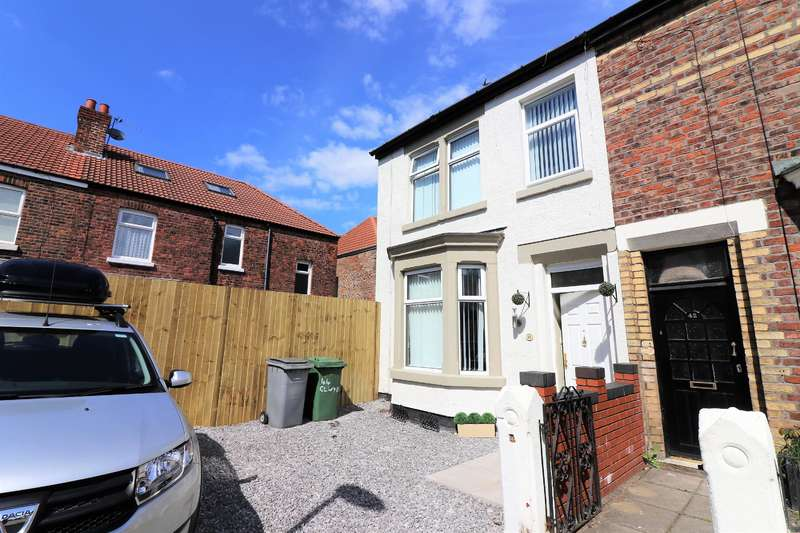3 Bedrooms House for sale in Clwyd Street, Wallasey, CH45 5EX