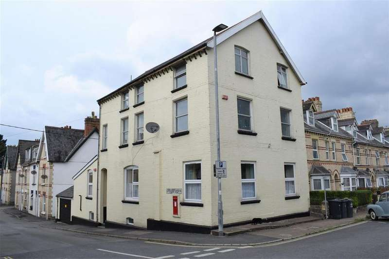 6 Bedrooms End Of Terrace House for sale in Sticklepath Terrace, Sticklepath, Barnstaple
