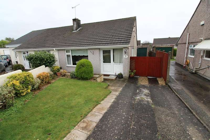 2 Bedrooms Semi Detached Bungalow for sale in Widewell