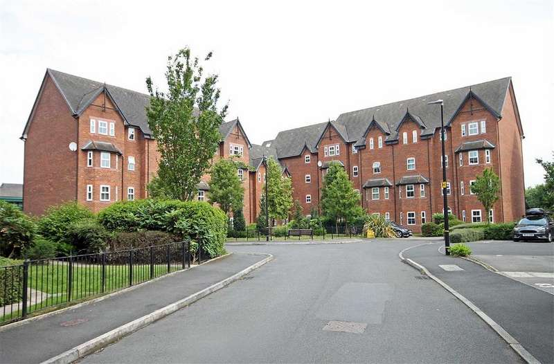 2 Bedrooms Apartment Flat for sale in New Copper Moss, Altrincham, Cheshire