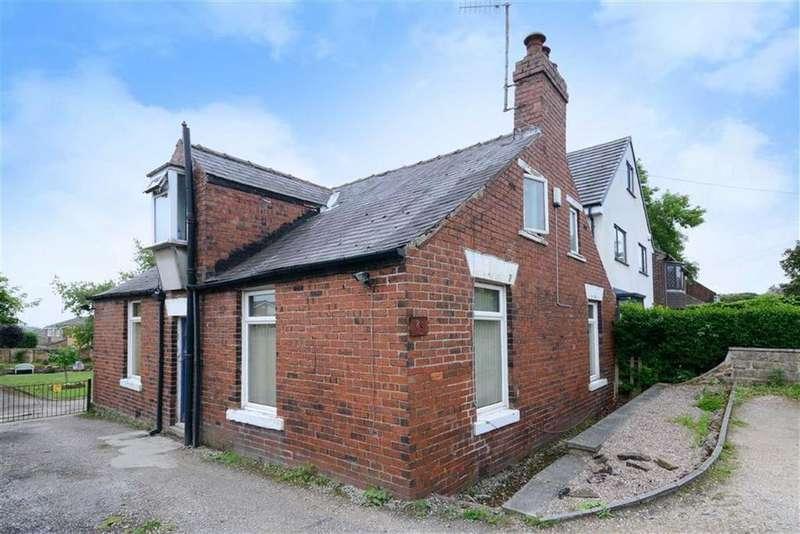 3 Bedrooms Detached Bungalow for sale in 85, Carr Lane, Dronfield Woodhouse, Dronfield, Derbyshire, S18