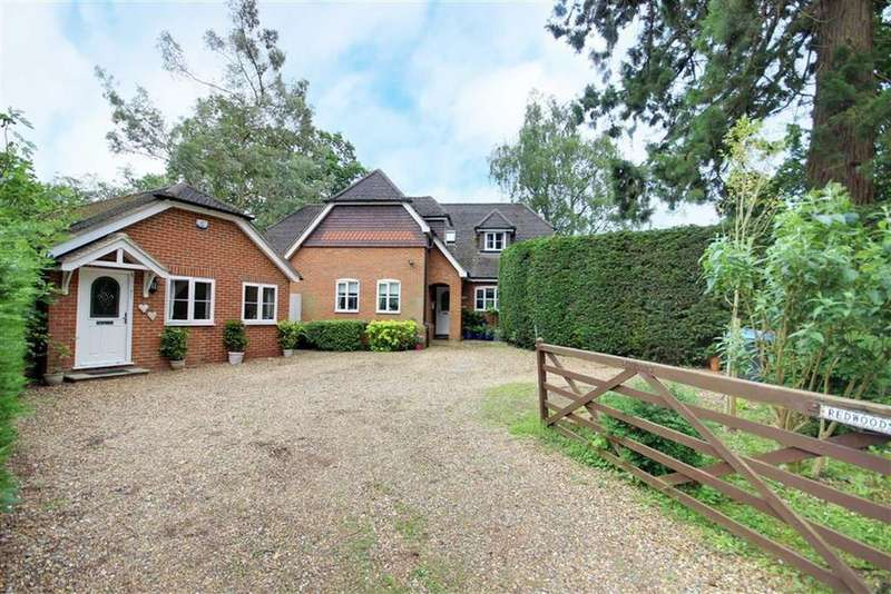 4 Bedrooms Detached House for sale in 4 Bed House 2 Bed Bungalow, Brookmans Park, Hertfordshire