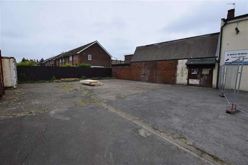 Land Commercial for sale in Sydney Road, Tilbury, Essex