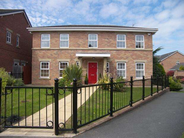 4 Bedrooms Detached House for sale in Victory Boulevard Lytham Quays Lytham