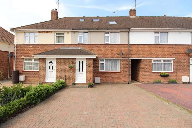 5 Bedrooms Terraced House for sale in Glebe Crescent, Witham, Essex, CM8