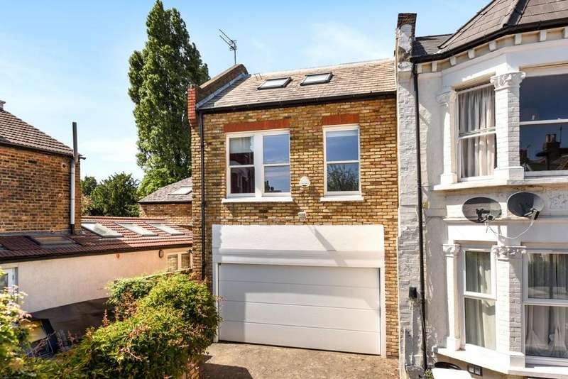 3 Bedrooms Terraced House for sale in Agamemnon Road, West Hampstead