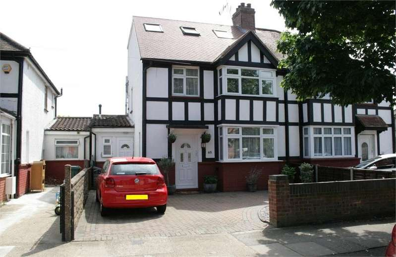 4 Bedrooms Semi Detached House for sale in HAYES, Middlesex