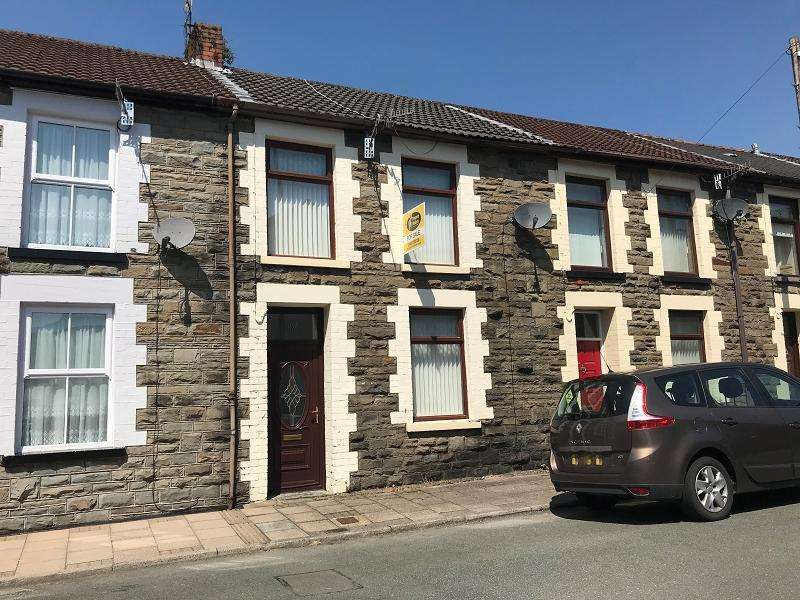 2 Bedrooms Terraced House for sale in Treasure Street, Treorchy, Rhondda, Cynon, Taff. CF42 6TH