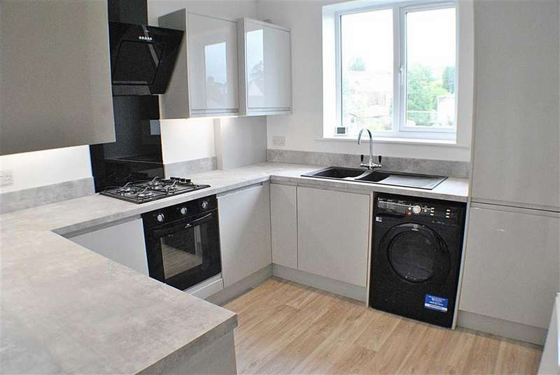 2 Bedrooms Apartment Flat for sale in Orchard Vale, Kingswood, Bristol