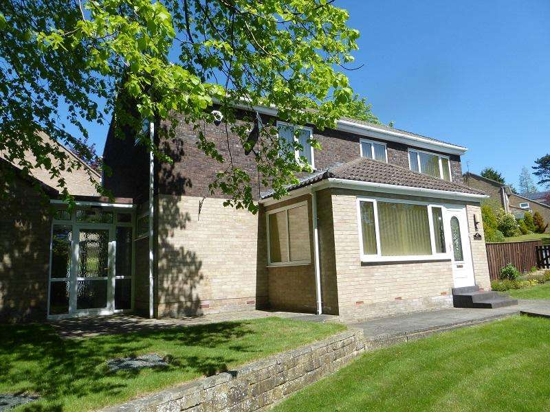 4 Bedrooms Detached House for sale in Salisbury Close, Shotley Bridge, Consett DH8