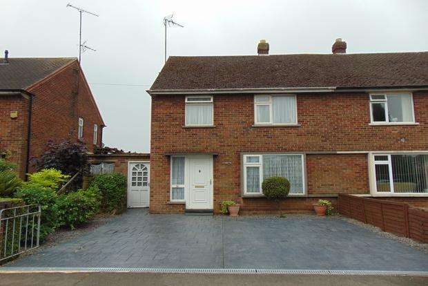 3 Bedrooms Semi Detached House for sale in Bramley Road, Wisbech, PE13