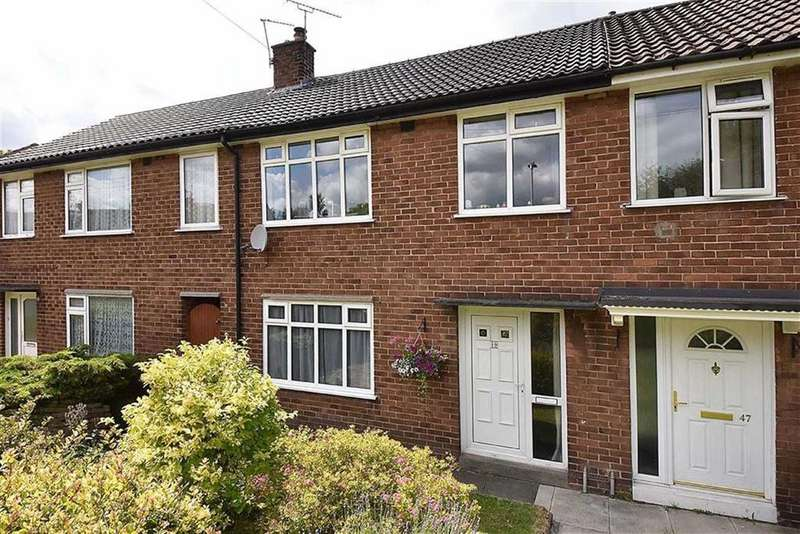 3 Bedrooms Terraced House for sale in Ovenhouse Lane, Bollington