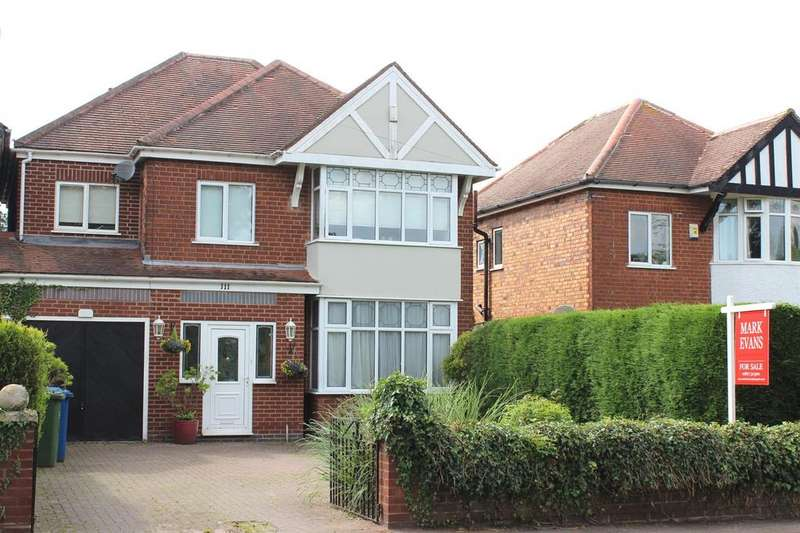 4 Bedrooms Detached House for sale in Wigginton Road, Tamworth