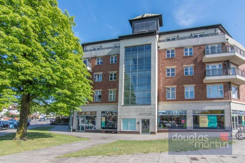 2 Bedrooms Apartment Flat for sale in Peaberry Court , Greyhound Hill, London NW4
