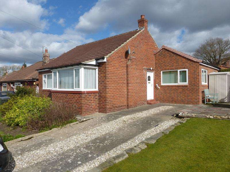 2 Bedrooms Detached Bungalow for sale in Springhouse Lane, Ebchester, Consett DH8