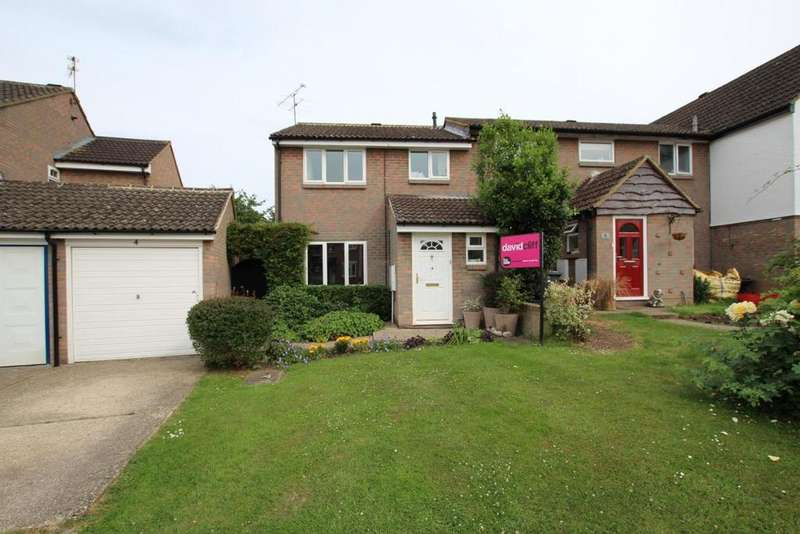 3 Bedrooms End Of Terrace House for sale in Wren Close, Wokingham, RG41