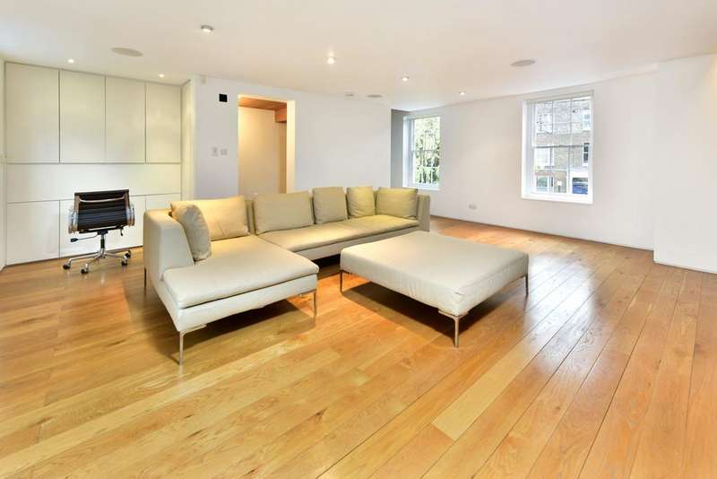 3 Bedrooms Terraced House for sale in Colebrooke Row, London N1