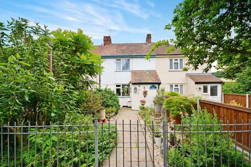 2 Bedrooms Terraced House for sale in Gilda Terrace, Rayne Road, Braintree, Essex, CM77