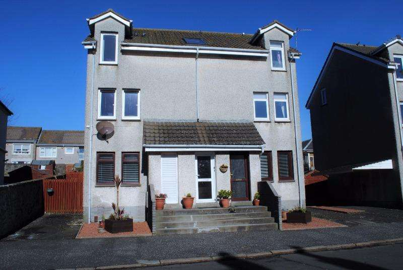 2 Bedrooms Flat for sale in Welbeck Crescent, Troon, South Ayrshire, KA10 6AW