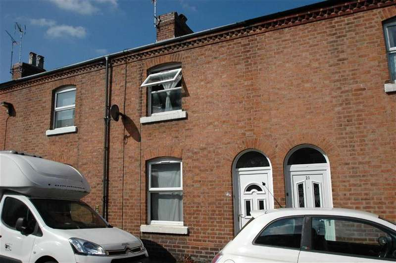3 Bedrooms Terraced House for sale in Denbigh Street, Chester