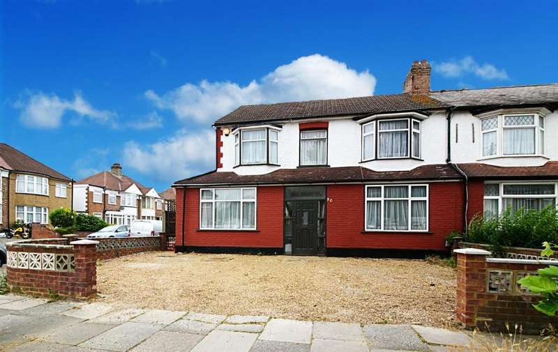 4 Bedrooms End Of Terrace House for sale in Southfield Road, Ponders End