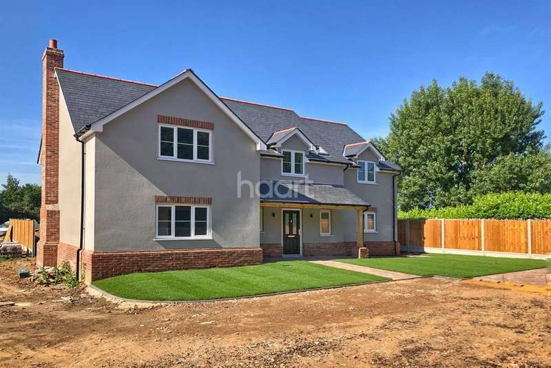 4 Bedrooms Detached House for sale in Heath Gardens, Heath Road, Essex