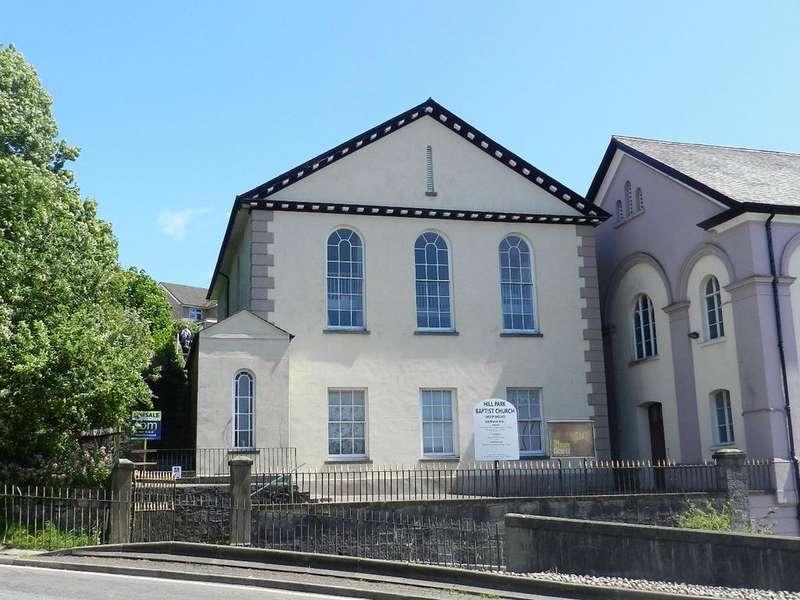 3 Bedrooms Detached House for sale in Hill Park School House, Prendergast, Haverfordwest