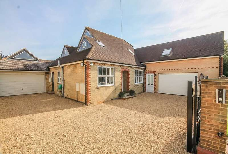 5 Bedrooms Detached House for sale in Boxworth End, Swavesey