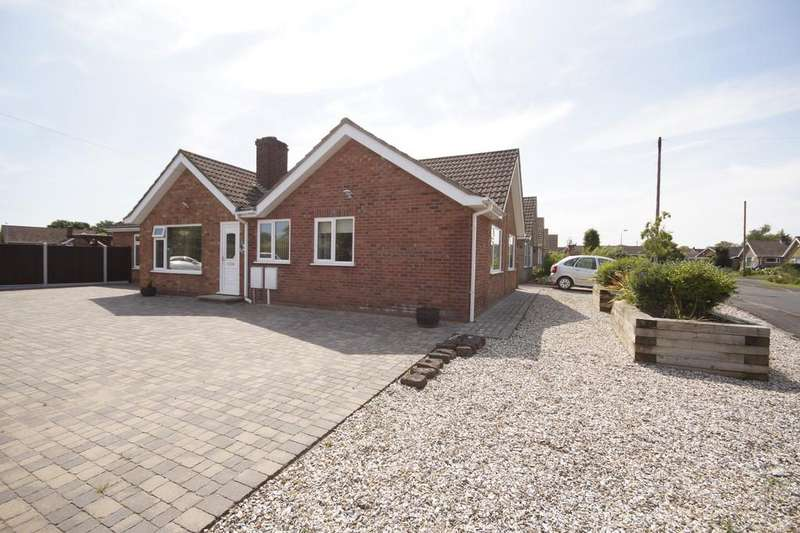 4 Bedrooms Detached Bungalow for sale in Ridgeway, Bracebridge Heath, Lincoln