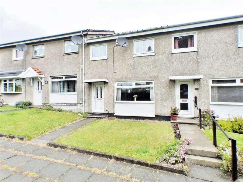 3 Bedrooms Terraced House for sale in Waverley, Calderwood, EAST KILBRIDE