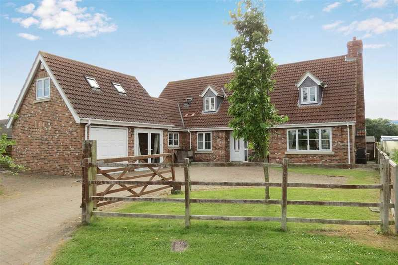 4 Bedrooms Detached House for sale in George Street, Helpringham