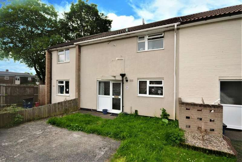 2 Bedrooms Terraced House for sale in Made Feld, Stevenage
